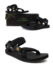 17290 - [AGE] <br>エイジサンダルBLK(Age Core Sandal) <br> age-s-15-011