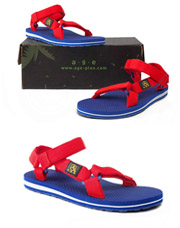 17322 - [AGE] <br>エイジサンダルRED(Age Core Sandal) <br> age-s-15-018 <br>