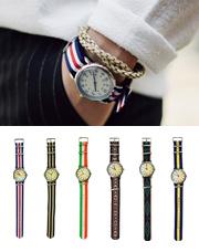 19175 - ゼネラルNATOの時計<br> (6 type) <br>