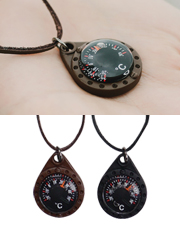 19247 - ウィチ温度計ネックレス<br/>