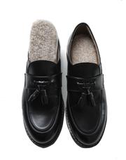 20255 - 暖かいウール背高靴敷き<br> (1.5 cm)