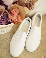 21199 - <b>5cm身長靴</b> <br>サミュエル・ベーシックスリップオン<br> (5 mm) <br>