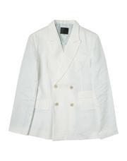 15029 - 涼しく薄いダブルマジャケット<br> (2 size) <br>
