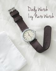 23408 - アイビー、NATO時計<br>