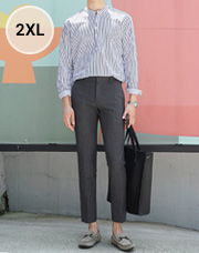 23458 - コーディネートSET78シャツ+スレックス<br> <font style=font-size:11px;color:#595959>48〜52(95〜105)</font> <br>