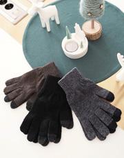 18707 - ワームベーシックタッチ手袋<br> (3 color) <br>