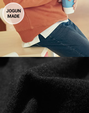 22397 - <b>【再入荷】</b>レイヤード起毛ロング半袖Tシャツ<br> <font style=font-size:11px;color:#595959>M〜2XL(95〜110)</font> <br>