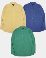 24188 - ツーポケットディレクションシャツ<br> <font style=font-size:11px;color:#595959>M〜L(95〜105)</font> <br>